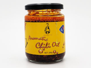 Good Chow Aromatic Chilli Oil 200ml