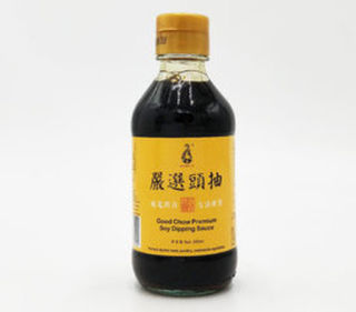 Good Chow First Brew Soy Sauce 200ml