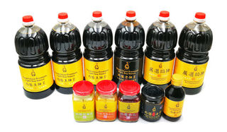Soy Sauce 1.6L*6 Family ComboFree Freight To Go!