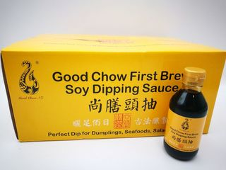 First Brew Soy Dipping Sauce 200ml*24
