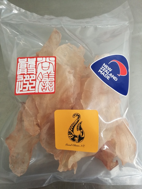 Premium Dried Ling Fish Maw (50-69g ) 500g